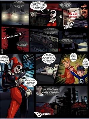 Adult Comics 2 Boys Ride A Harley (Batman) Porn Comic 03
