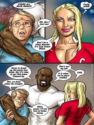 Interracial Comics 2 Hot Blondes Bet On Big Black Cocks Porn Comic 04