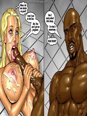 Interracial Comics 2 Hot Blondes Bet On Big Black Cocks Porn Comic 52
