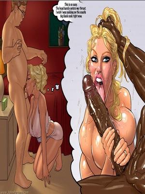 Interracial Comics 2 Hot Blondes Bet On Big Black Cocks Porn Comic 95