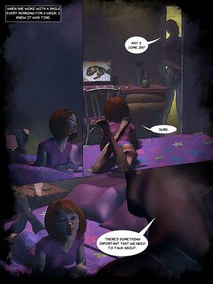 3D Porn Comics 3D- Her New Room Porn Comic 05