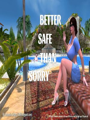 3D Porn Comics 3D Incest- Better safe than Sorry Porn Comic 01