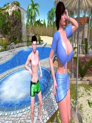 3D Porn Comics 3D Incest- Better safe than Sorry Porn Comic 07
