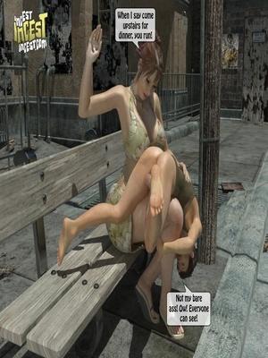 3D Porn Comics 3D Incest- Mom And Her Bad Boy Porn Comic 09