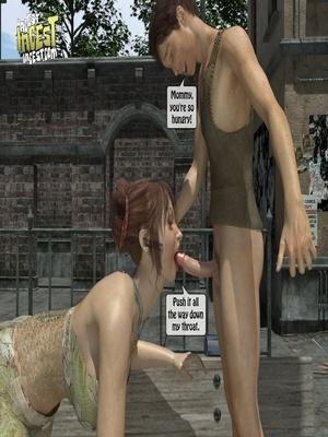 3D Porn Comics 3D Incest- Mom And Her Bad Boy Porn Comic 14