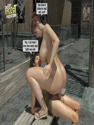 3D Porn Comics 3D Incest- Mom And Her Bad Boy Porn Comic 24