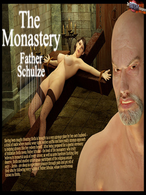 Porn Comics - 3dBDSMdungeon- The Monastery – Father Shulze free Porn Comic
