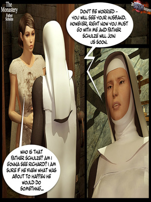 3D Porn Comics 3dBDSMdungeon- The Monastery – Father Shulze Porn Comic 03