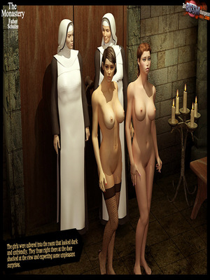 3D Porn Comics 3dBDSMdungeon- The Monastery – Father Shulze Porn Comic 07