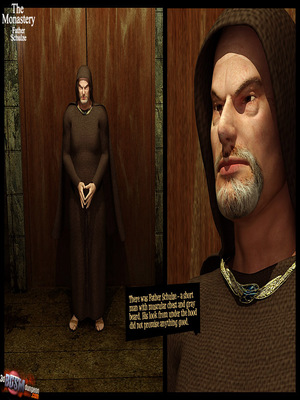 3D Porn Comics 3dBDSMdungeon- The Monastery – Father Shulze Porn Comic 08