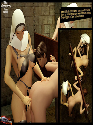 3D Porn Comics 3dBDSMdungeon- The Monastery – Father Shulze Porn Comic 13