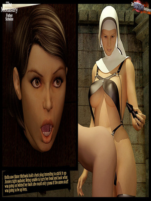 3D Porn Comics 3dBDSMdungeon- The Monastery – Father Shulze Porn Comic 14