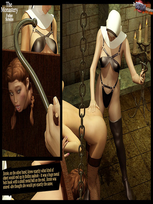 3D Porn Comics 3dBDSMdungeon- The Monastery – Father Shulze Porn Comic 15