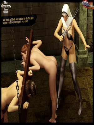 3D Porn Comics 3dBDSMdungeon- The Monastery – Father Shulze Porn Comic 19