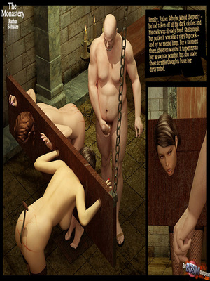 3D Porn Comics 3dBDSMdungeon- The Monastery – Father Shulze Porn Comic 22