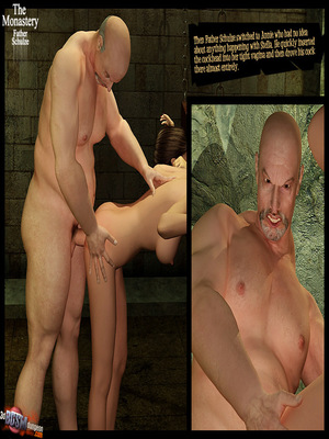 3D Porn Comics 3dBDSMdungeon- The Monastery – Father Shulze Porn Comic 25