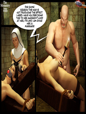 3D Porn Comics 3dBDSMdungeon- The Monastery – Father Shulze Porn Comic 45