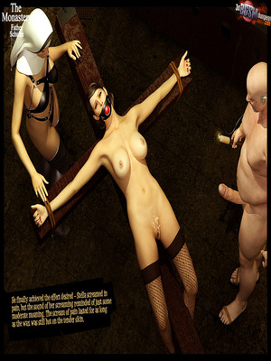 3D Porn Comics 3dBDSMdungeon- The Monastery – Father Shulze Porn Comic 47