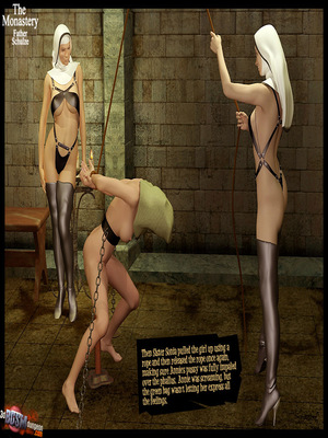 3D Porn Comics 3dBDSMdungeon- The Monastery – Father Shulze Porn Comic 54