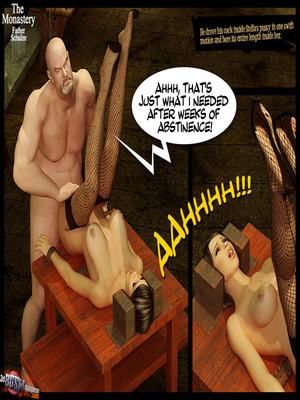 3D Porn Comics 3dBDSMdungeon- The Monastery – Father Shulze Porn Comic 59