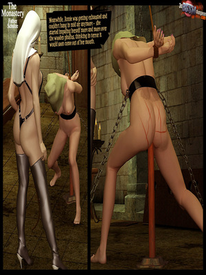 3D Porn Comics 3dBDSMdungeon- The Monastery – Father Shulze Porn Comic 61