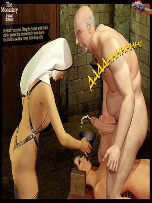 3D Porn Comics 3dBDSMdungeon- The Monastery – Father Shulze Porn Comic 67