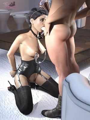 3D Porn Comics 3DErotic- A Little Fun Porn Comic 24