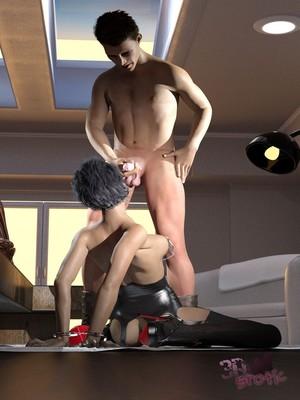 3D Porn Comics 3DErotic- A Little Fun Porn Comic 27