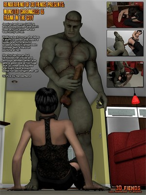 Porn Comics - 3DFiends- Monster Chronicles 16 free Porn Comic