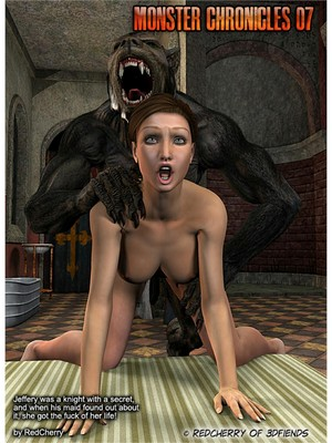 Porn Comics - 3DFiends Monster Chronicles Ch. 07 free Porn Comic