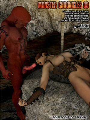 Porn Comics - 3Dfiends Monster Chronicles Ch. 8 free Porn Comic