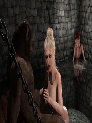 3D Porn Comics 3DMidnight- Traveler Chronicles Part 2 Porn Comic 19