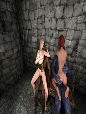 3D Porn Comics 3DMidnight- Traveler Chronicles Part 2 Porn Comic 56