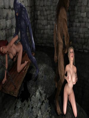 3D Porn Comics 3DMidnight- Traveler Chronicles Part 2 Porn Comic 65