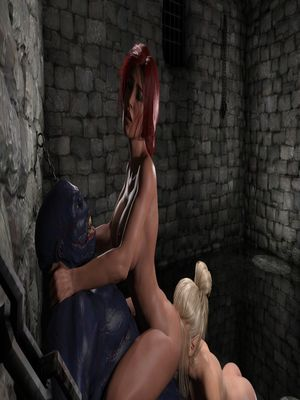 3D Porn Comics 3DMidnight- Traveler Chronicles Part 2 Porn Comic 70