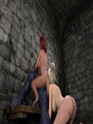 3D Porn Comics 3DMidnight- Traveler Chronicles Part 2 Porn Comic 72