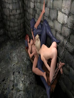 3D Porn Comics 3DMidnight- Traveler Chronicles Part 2 Porn Comic 76