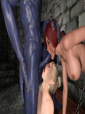 3D Porn Comics 3DMidnight- Traveler Chronicles Part 2 Porn Comic 86