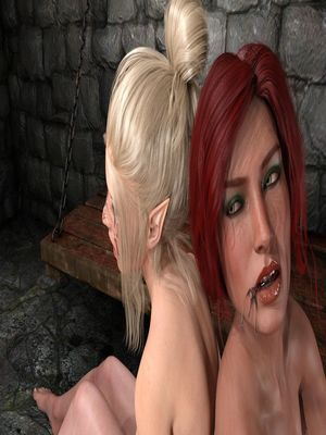 3D Porn Comics 3DMidnight- Traveler Chronicles Part 2 Porn Comic 89
