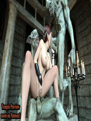 3D Porn Comics 3DMidnight- Traveler Chronicles Part 2 Porn Comic 95