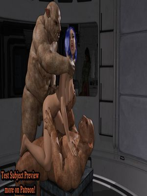 3D Porn Comics 3DMidnight- Traveler Chronicles Part 2 Porn Comic 96