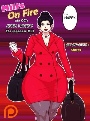 Porn Comics - 5tarex- Milfs on FIre- Akemi Hanako free Porn Comic