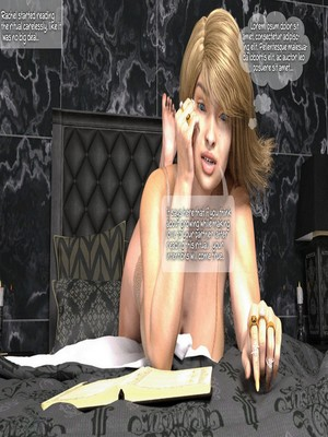 3D Porn Comics A Giantess Tale- The Bossy Wife Porn Comic 05