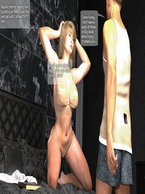 3D Porn Comics A Giantess Tale- The Bossy Wife Porn Comic 07