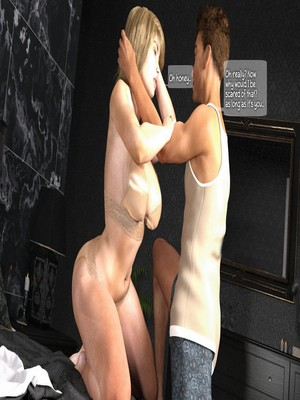 3D Porn Comics A Giantess Tale- The Bossy Wife Porn Comic 08