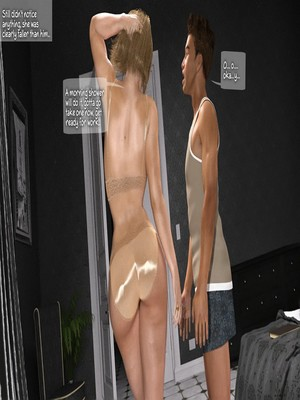 3D Porn Comics A Giantess Tale- The Bossy Wife Porn Comic 19