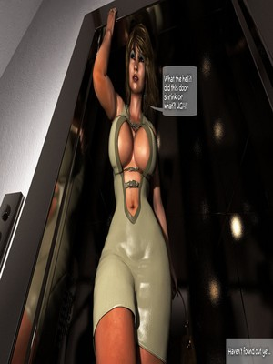 3D Porn Comics A Giantess Tale- The Bossy Wife Porn Comic 35
