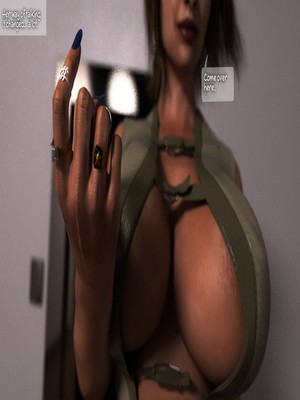3D Porn Comics A Giantess Tale- The Bossy Wife Porn Comic 38