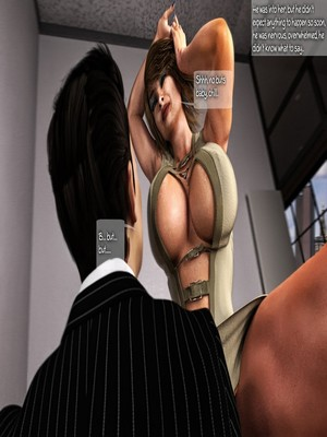 3D Porn Comics A Giantess Tale- The Bossy Wife Porn Comic 51