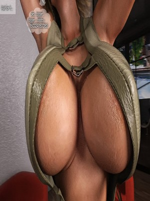 3D Porn Comics A Giantess Tale- The Bossy Wife Porn Comic 56